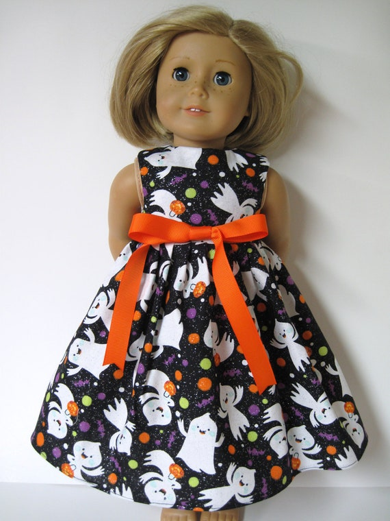 Halloween Dress for Your American Girl Doll