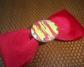 Comic Book Series - Watchmen - Red Hair Bow