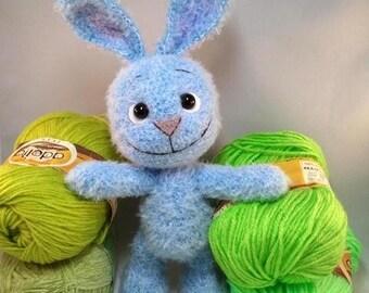 Bunny Liebwin - amigurumi PDF crochet pattern