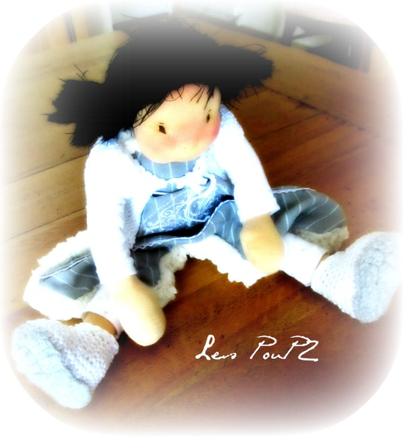 WALDORF DOLL - Teeny Girl- Reserved for Lissa