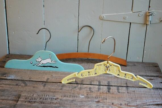 Vintage Childrens Hanger Assorted Designs