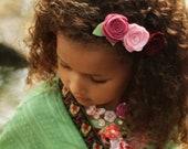 Rosalind Flower PDF Pattern & Tutorial- 4 sizes