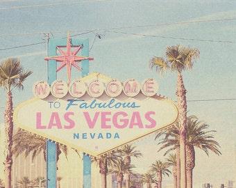 Las Vegas Photograph, Las Vegas Photo, Las Vegas Prints, Las Vegas Art, Las Vegas Nevada, California Photo, Thoughtful Gift, Las Vegas Sign