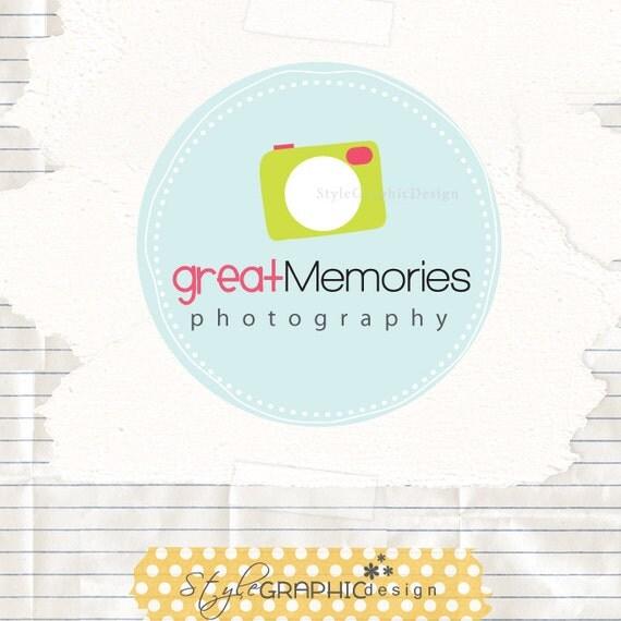 Photgrapher logo design camera logo ooak logos and watermark