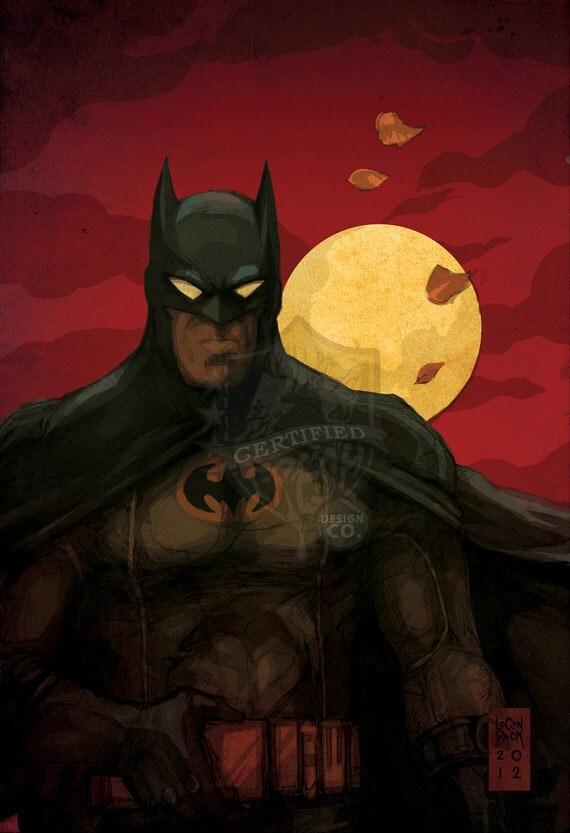 Batman Animated Series (No Text)
