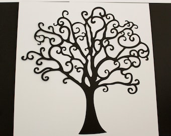 HERITAGE  Die Cut  TREE