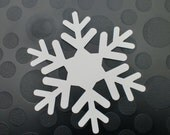 50 Die cut snowflakes - reserved for Laura