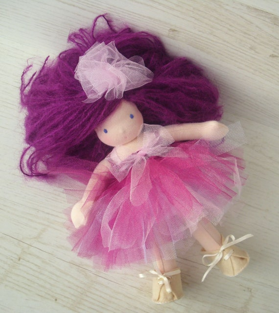Custom Waldorf Chestnut Doll Deposit - ready to ship in January