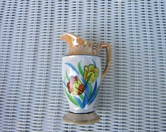 Lusterware Pitcher Japan