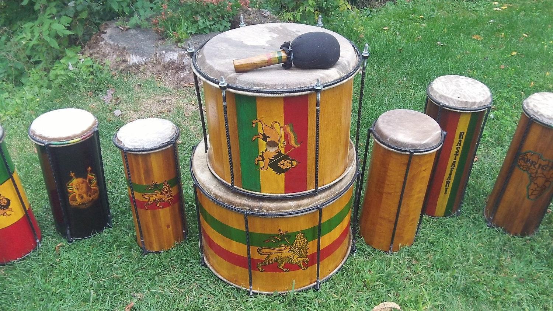 Image result for nyabinghi rastafari