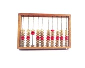 ABACUS 1...2...3 use for home decor, store display