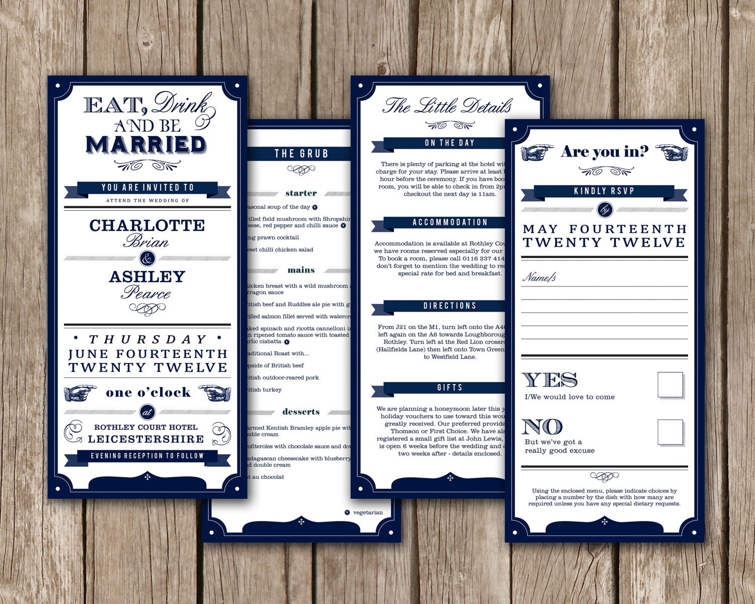 diy printable vintage style wedding by charlottepdesigns