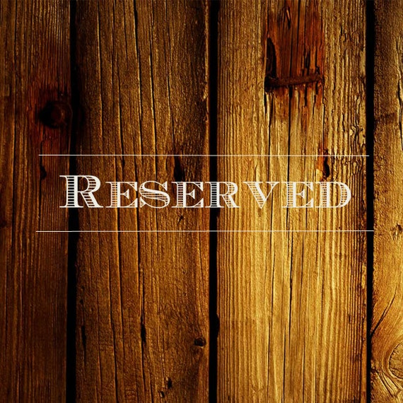 Reserved for James Turrell