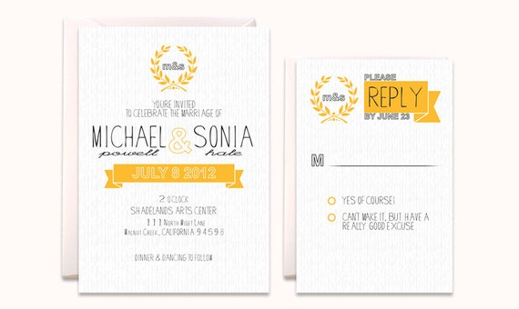 Wedding Invitations Sale Uk: Items Similar To SALE // NEW Regal Hands Wedding Suite