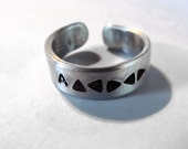 Zelda Ring, Ocarina Song Ring, Minuet of Forest