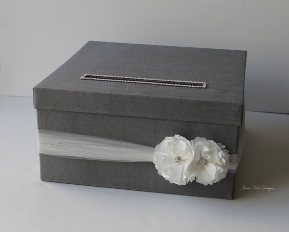 Wedding Card Box Money Holder Gift Card BoxCustom Made to Order