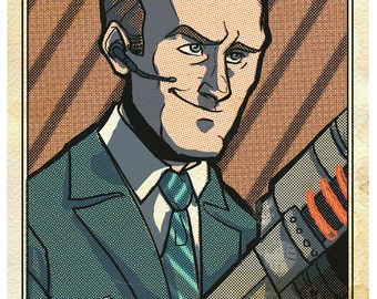 Avengers Poster: Agent Coulson