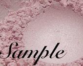 SAMPLE light pink Eye Shadow . Cherry Blossom