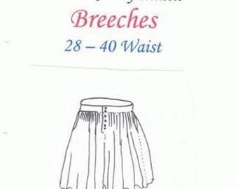 17th Century Petticote Breeches.