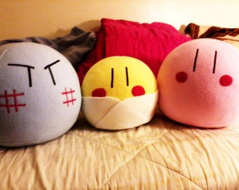 Clannad Dango Set (two 12 in & one 8 in)