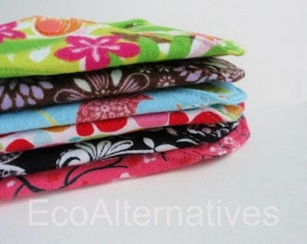 Set of 6 Reusable Cloth