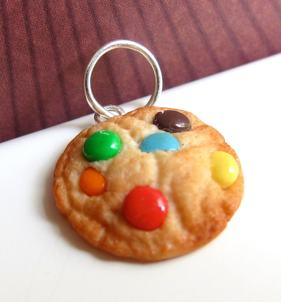 M&M Cookie Charm
