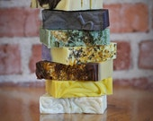 All Natural Handcrafted Shea butter soaps
