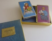 Vintage Pair of Brand New Congress Playing Cards in Original Box - Canasta Playing Cards
