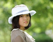 beach hat sun straw sun hat wide brim hat raffia hat crochet hat women sun hat cloche hat girl summer hat in handmade