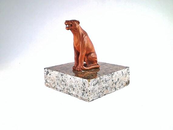 Jaguar Totem Handmade in USA