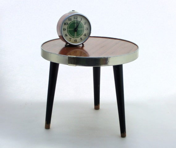 SALE - Vintage small coffee table 60s