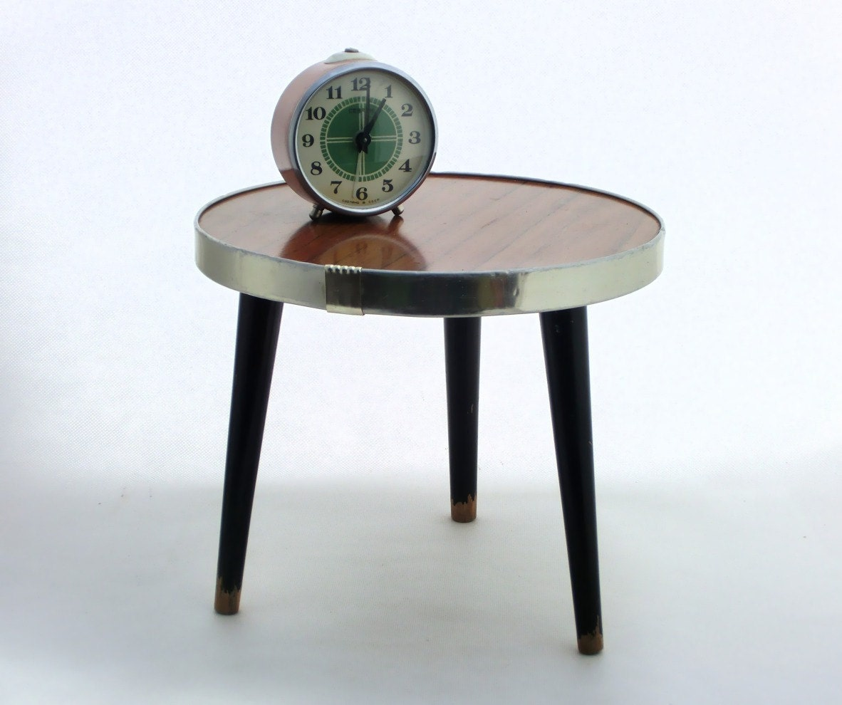 Etsy Round Coffee Tables: SALE Vintage Small Coffee Table 60s By ArtmaVintage On Etsy