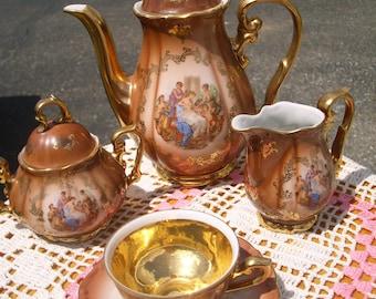 Schlottenhof Tea Service