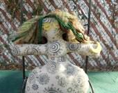 The Sun and Moon Goddess Doll