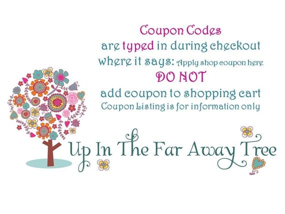 Etsy coupon codes november 2018
