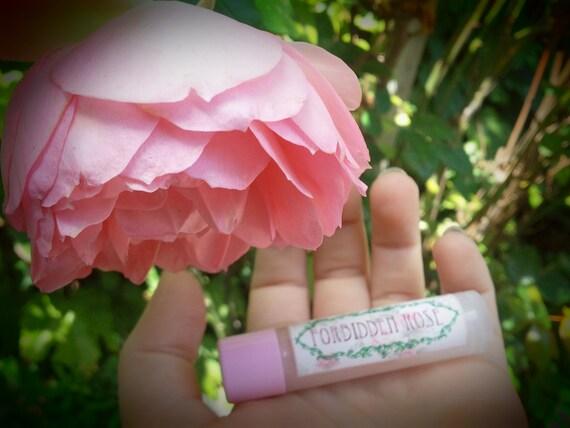 Forbidden Rose Lip Balm