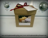Homemade Unscented Laundry Soap