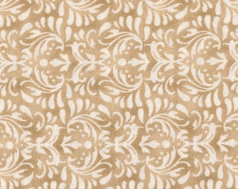 "EOB Clearance, 1 1/4 yard 108"" Quiltbacking, Elegant Fabric, Beige Fabric, Cream Fabric, Tan Fabric, Westrade Collection, 00900"