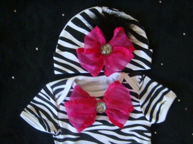 Zebra Baby Clothes
