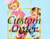 Custom Order for Cassi