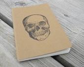 Mini Human Skull   Journal