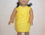 Simple Sundress for your doll