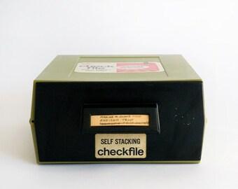 Plastic Light Green File Cabinet Drawer