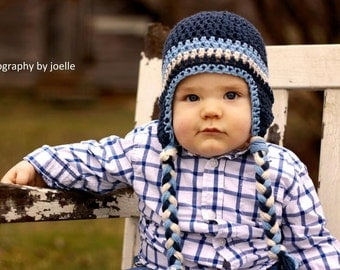boys hat, baby hat, crochet kids hat, crochet baby hat, crochet boys hat