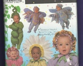 Simplicity 8273 Costumes Fresh from the Garden for Toddlers Sizes 1/2 to 4