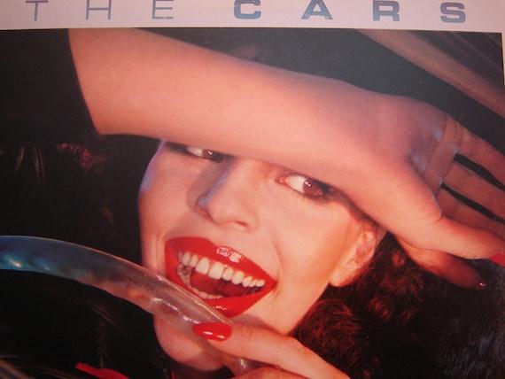 The Cars - S/T 1st LP - 1978 - Elektra 6E-135 - Vintage Vinyl LP Record Album