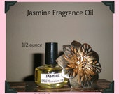 JASMINE Fragrance Body Oil 1/2 ounce (oz)