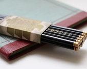 vintage pack Eagle Verithin Chemi-Sealed drawing pencils - unused