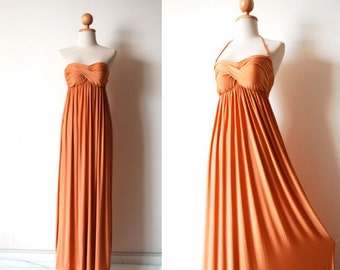 Bridesmaid Dresses, Gold Bridesmaid Prom Dress, Bridesmaid Dresses, Prom
