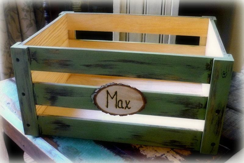Dog Toy Storage Wooden Toy Storage Dog Toys Wood Dog Crate